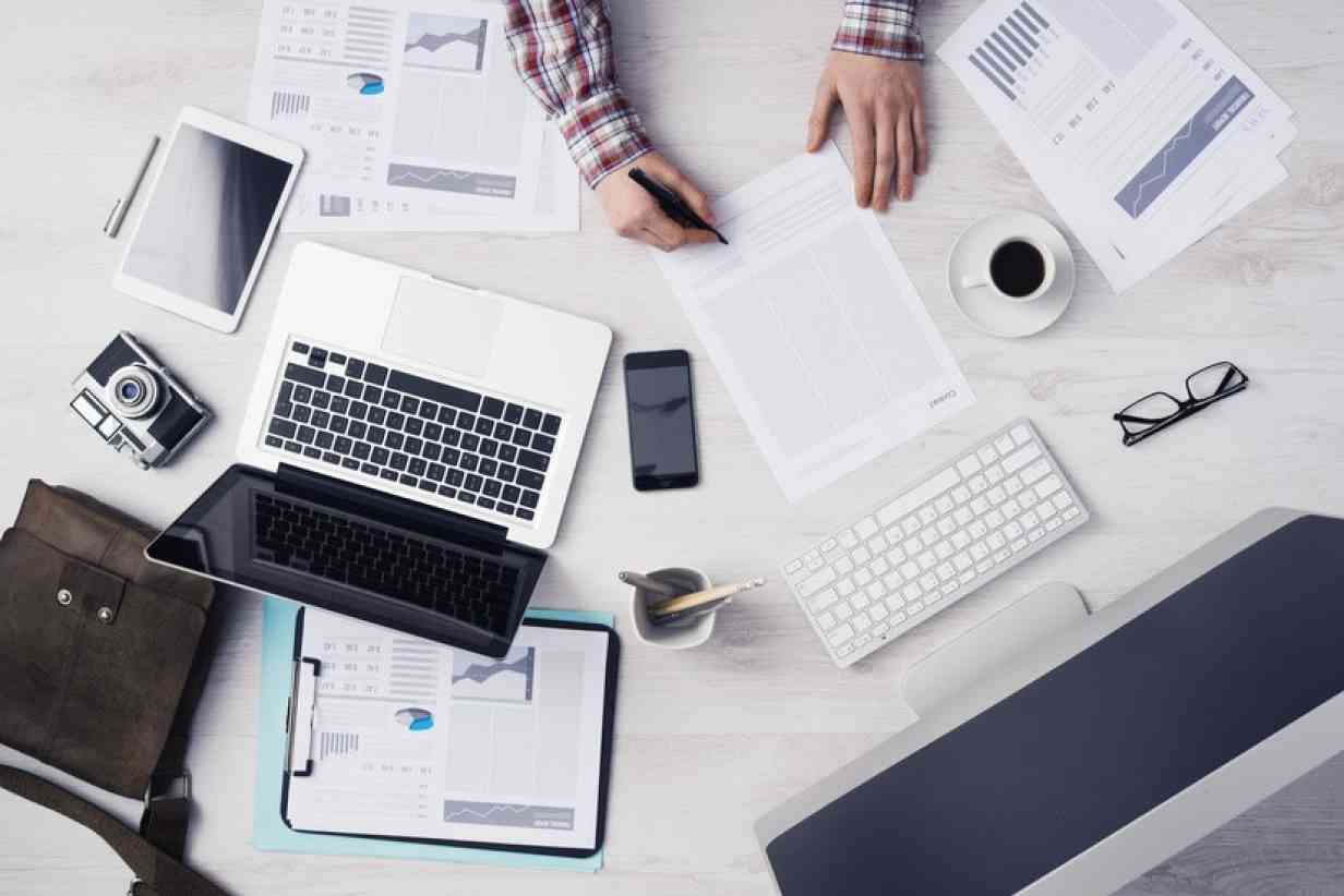 Bürowirtschaft